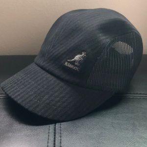 Kangol Black Stripe Adjustable Supre